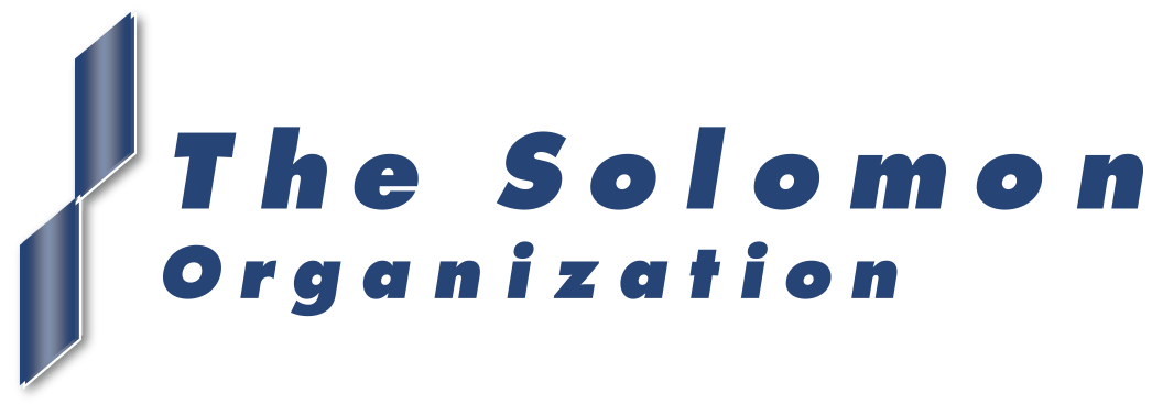 The Solomon Organization, LLC Logo